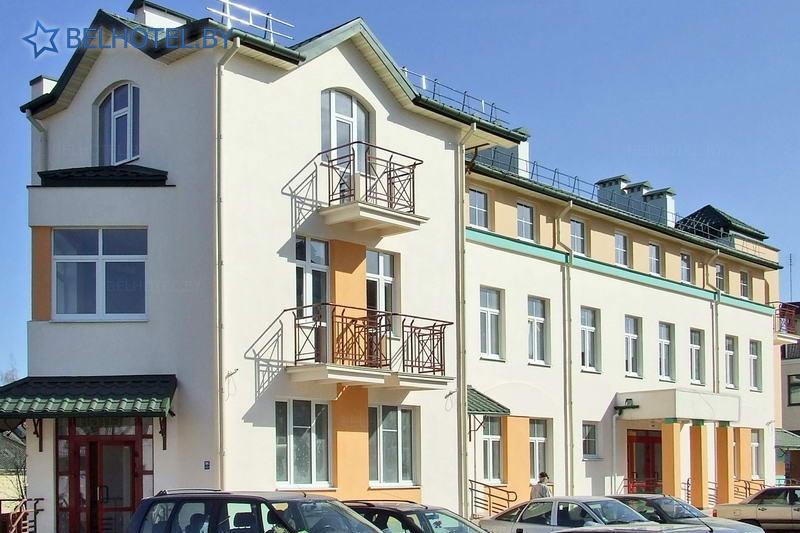 Hotels in Belarus - hotel Slaviya - External appearance