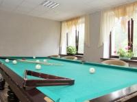 гостиничный комплекс Стайки - Бильярд