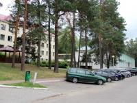 гостиничный комплекс Стайки - Автостоянка