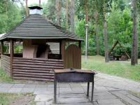 гостиничный комплекс Стайки - Площадка для шашлыков