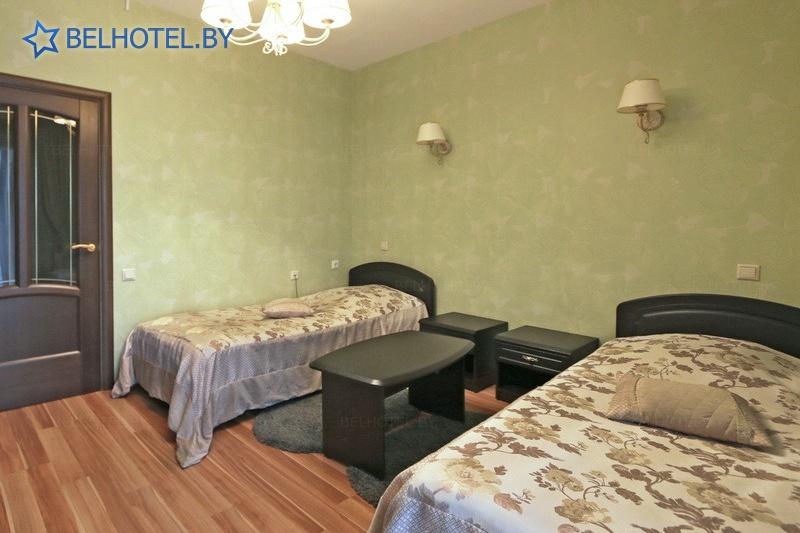 Гостиницы Белоруссии Беларуси - гостиничный комплекс Изумруд - 2-местный 1-комнатный