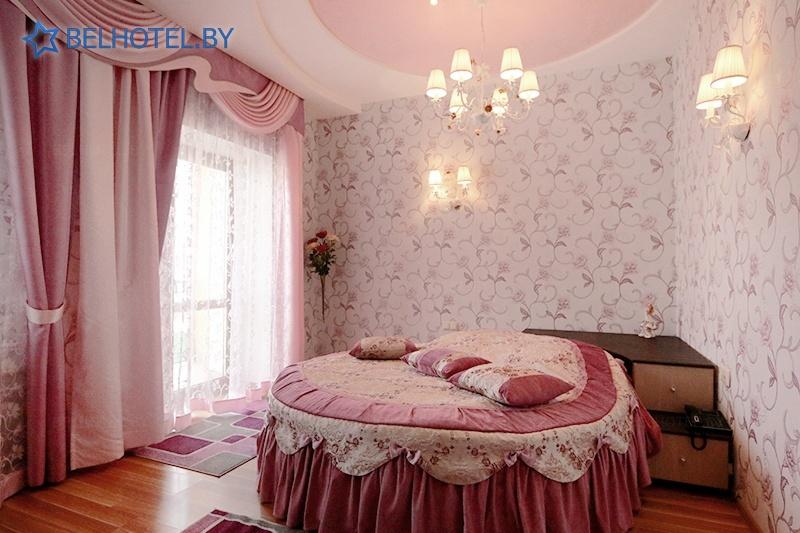 Hotels in Belarus - hotel complex Izumrud Krugloe - double 1-room