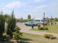 hotel complex Izumrud Krugloe - Car park