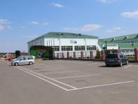 hotel complex Izumrud Krugloe - Parking