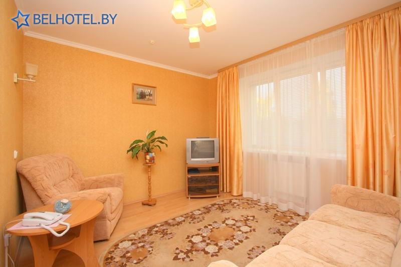 Гостиницы Белоруссии Беларуси - гостиница Энергия - 1-местный 2-комнатный / Single