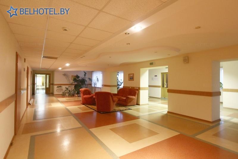 Гостиницы Белоруссии Беларуси - гостиница Энергия - Регистратура, холл