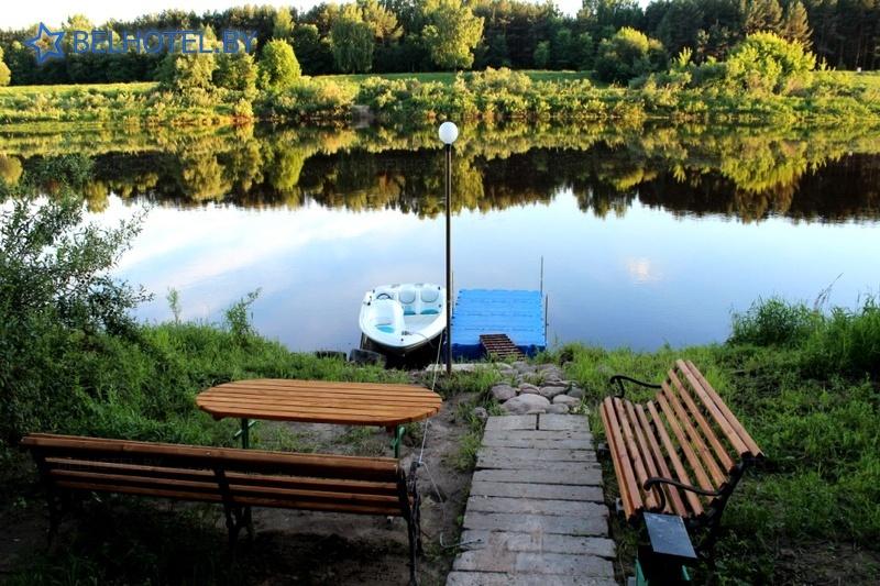 Гостиницы Белоруссии Беларуси - гостиница Кентавр - Окрестные пейзажи