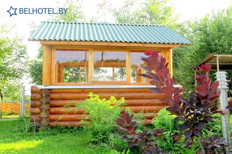Hotels in Belarus - hotel Kentavr - Barbeque site
