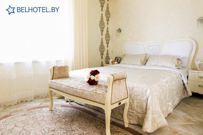 Hotels in Belarus - hotel Kentavr - double 1-room / Deluxe