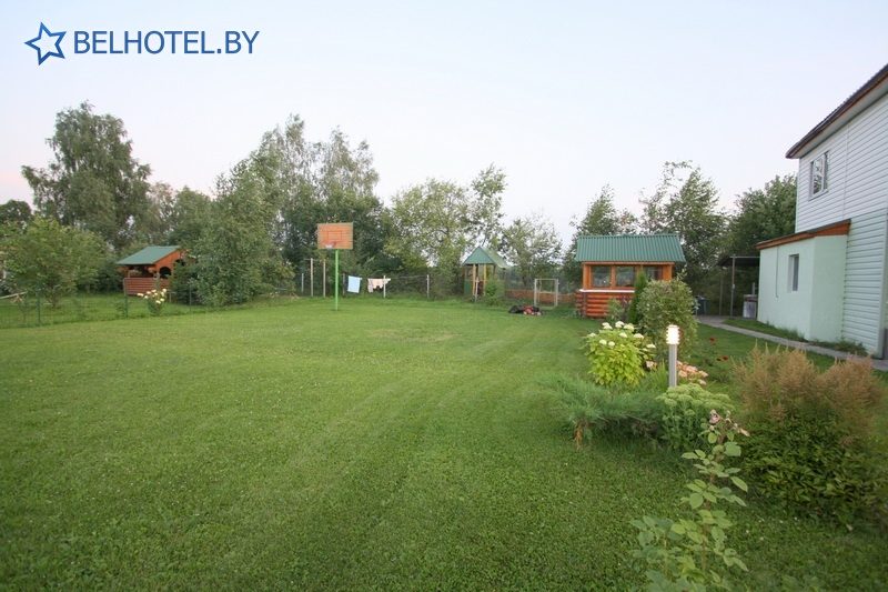Hotels in Belarus - hotel Kentavr - Sportsground