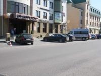 гостиница Экватор - Автостоянка
