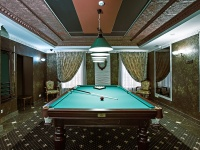 гостиница Метрополь - Бильярд