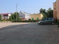 гасцініца Метраполь - Паркоўка