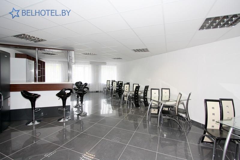Hotels in Belarus - hotel OAO Borisovskii myasokombinat N1 - Cafe