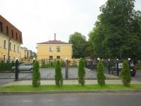 отель Замковый - Автостоянка