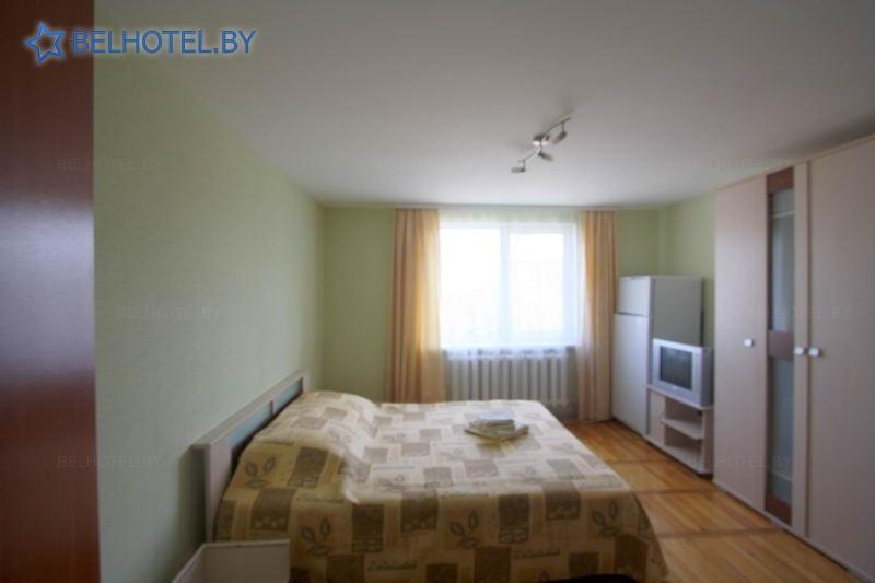 Гостиницы Белоруссии Беларуси - гостиница Норд - 1-местный 1-комнатный