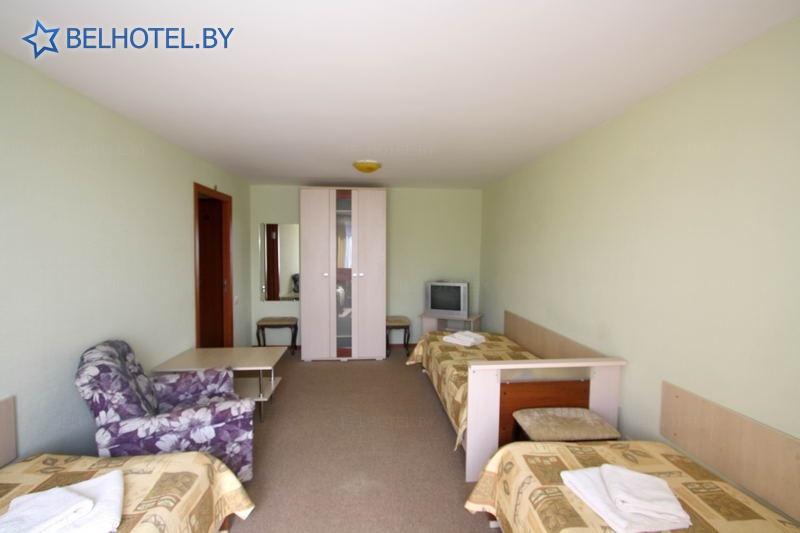 Гостиницы Белоруссии Беларуси - гостиница Норд - 3-местный 1-комнатный