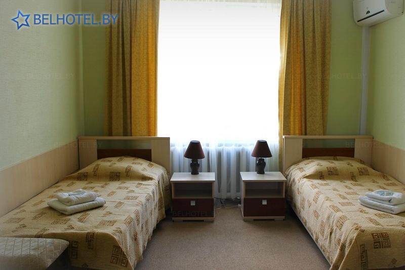 Гостиницы Белоруссии Беларуси - гостиница Норд - 2-местный в блоке