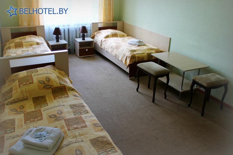 Гостиницы Белоруссии Беларуси - гостиница Норд - 3-местный в блоке