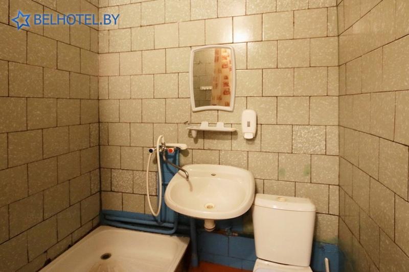 Гостиницы Белоруссии Беларуси - гостиница СДЮШОР - 3-местный 1-комнатный