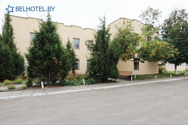 Гостиницы Белоруссии Беларуси - гостиница СДЮШОР - Внешний вид