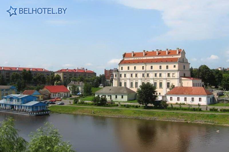 Гостиницы Белоруссии Беларуси - гостиница СДЮШОР - Окрестные пейзажи