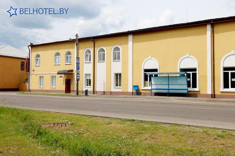 Hotels in Belarus - hotel Veneciya - External appearance