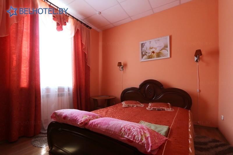 Hotels in Belarus - hotel Veneciya - single 1-room with double bed