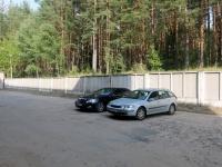 гостиница Орша-филиал - Автостоянка