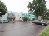 гостиница Свислочь-Сервис - Автостоянка