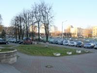 гостиница Общежитие Белдорстрой - Автостоянка