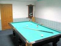 гостиница Общежитие Белдорстрой - Бильярд