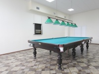 hotel Grebnaja baza - Billiards