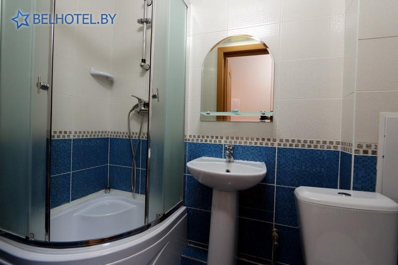 Гостиницы Белоруссии Беларуси - гостиница Журавушка - 1-местный 1-комнатный (1 категория)
