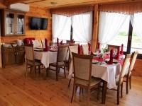 плавучая гостиница Полесье - Кафе
