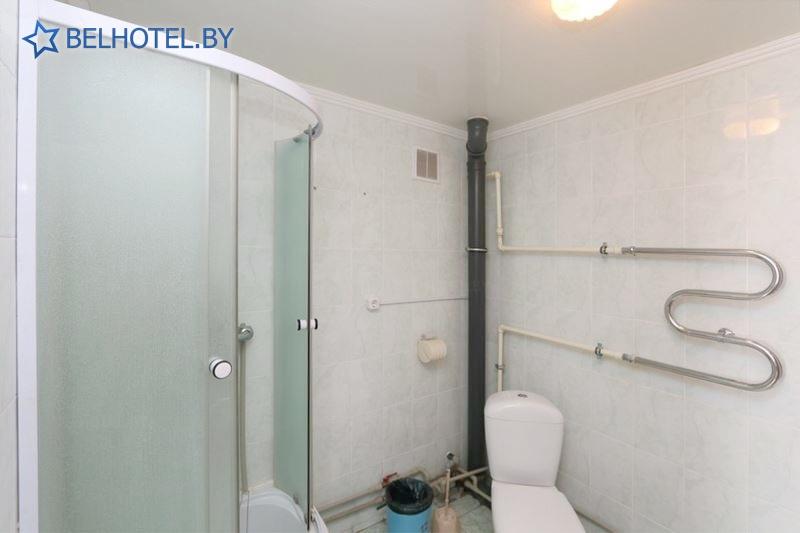 Гостиницы Белоруссии Беларуси - гостиница Ивье - 2-местный 2-комнатный (высший разряд)