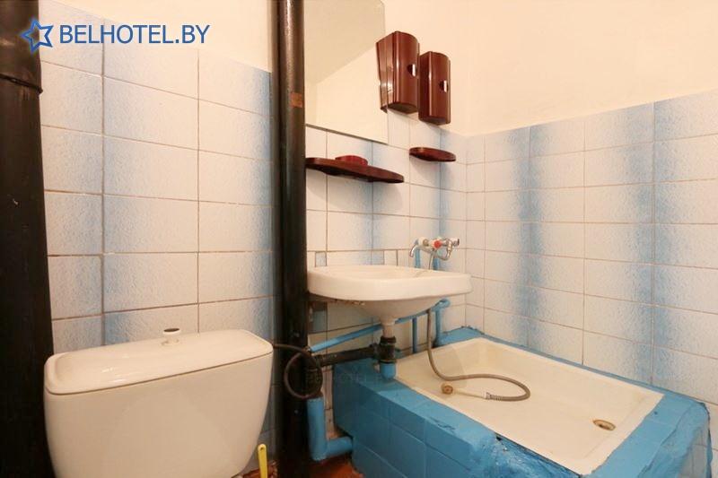 Гостиницы Белоруссии Беларуси - гостиница Днепр - 1-местный 1-комнатный