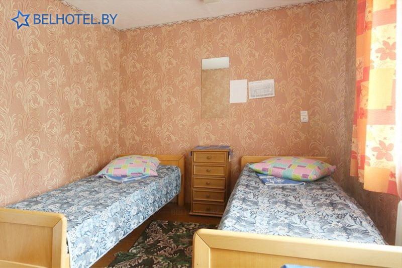 Гостиницы Белоруссии Беларуси - гостиница Днепр - 2-местный в блоке