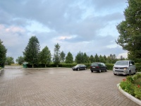 hotel complex Svitanak - Car park