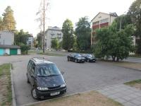 hotel Centralnaya Berezovka - Parking
