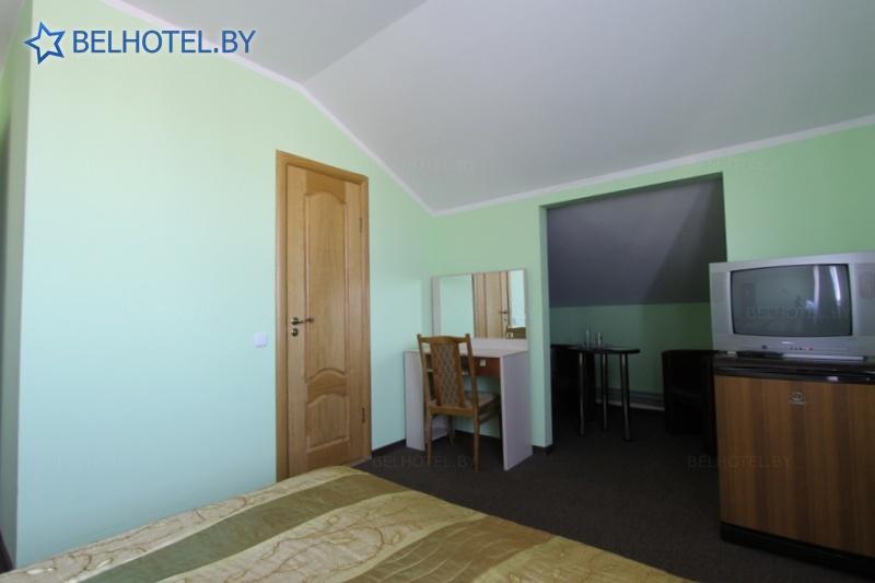 Гостиницы Белоруссии Беларуси - гостиница Арола - 2-местный 1-комнатный