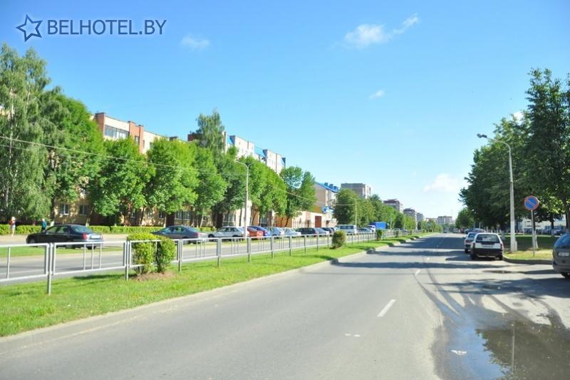Гасцініцы Беларусі - гасцініца Раніца - Навакольныя пейзажы