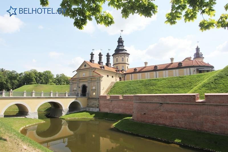 Hotels in Belarus - hotel Palace - External appearance