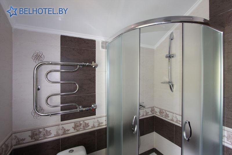 Гостиницы Белоруссии Беларуси - гостиница Павлиново - 2-местный 1-комнатный люкс / 18,2 м кв