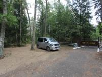 гостиница Павлиново - Автостоянка