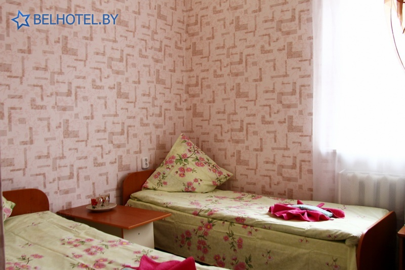 Гостиницы Белоруссии Беларуси - гостиница Лепель - 2-местный 1-комнатный