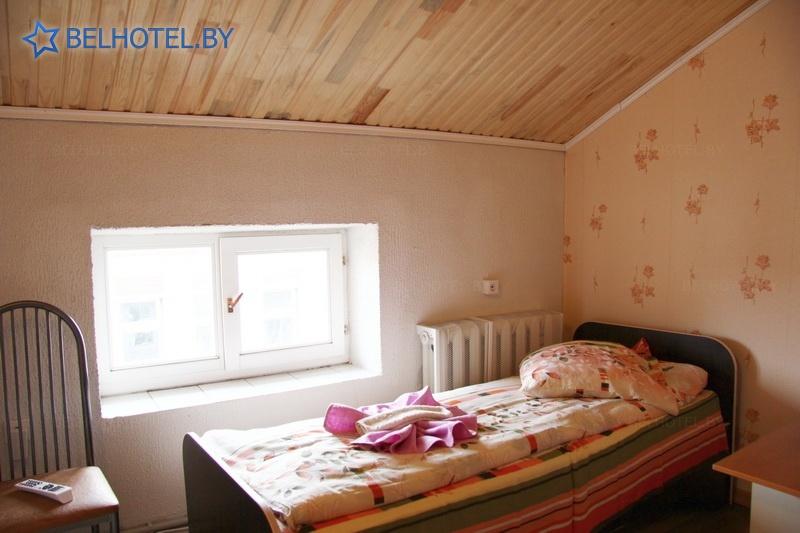Гостиницы Белоруссии Беларуси - гостиница Лепель - 1-местный 1-комнатный