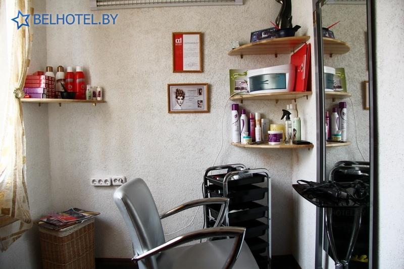 Гостиницы Белоруссии Беларуси - гостиница Лепель - Парикмахерская