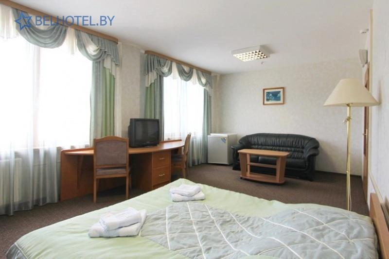 Гостиницы Белоруссии Беларуси - гостиница ОАО Газпром трансгаз Беларусь - 1-местный 1-комнатный / стандарт