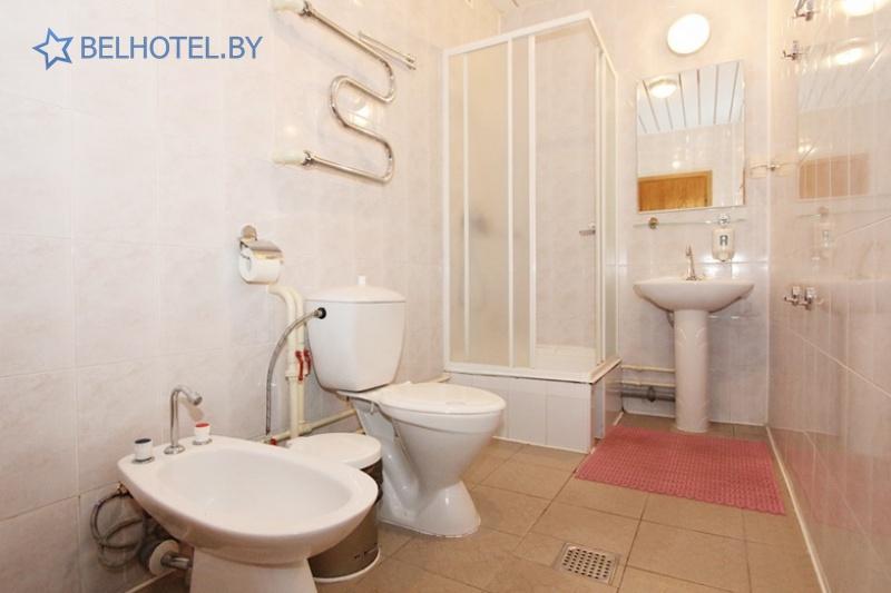 Hotels in Belarus - hotel PC Gazprom Transgaz Belarus - single 1-room / Standard